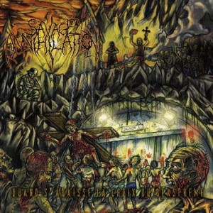 THE BLACK MORIAH - Casket Prospect /  Digipack