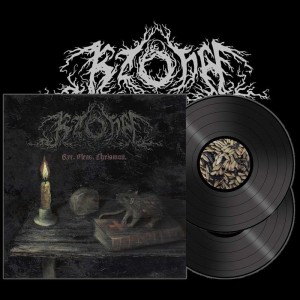 "KZOHH - Rye. Fleas. Chrismon. 2x 12"" vinyls , Black Metal Ukraine"