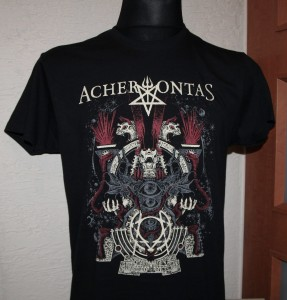 Endezzma T-shirt  , Black Metal Norway