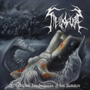 THRONEUM - Old Death's Lair ,  Black/Death Metal , Poland