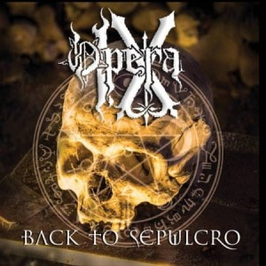 Krigere Wolf - Infinite Cosmic Evocation , Black/Death Metal , Italy